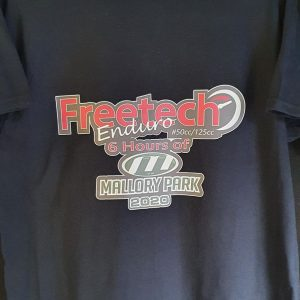 Freetech Endurance Tee shirts