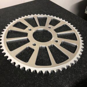 415 CBR125 46T rear sprocket skinny wheel 2.15